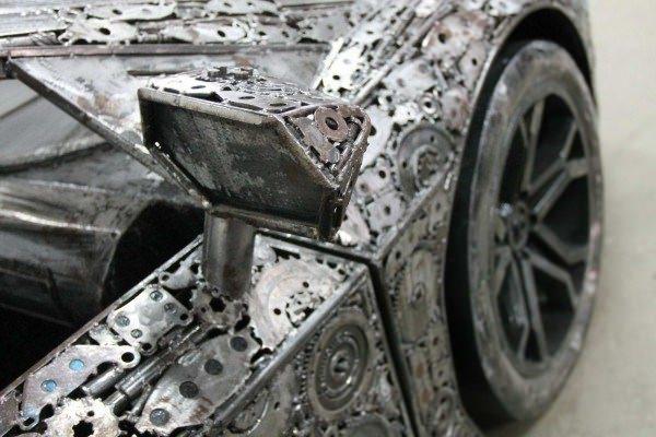 Hurdadan yapılan otomobil efsaneleri göz kamaştırıyor 40