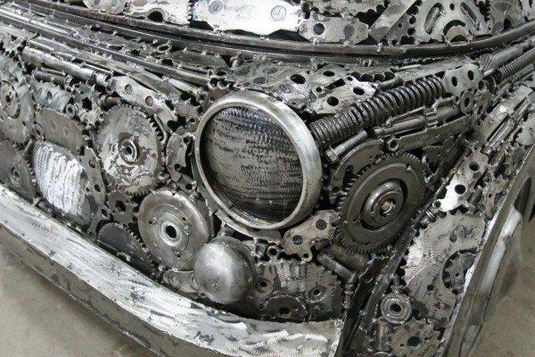 Hurdadan yapılan otomobil efsaneleri göz kamaştırıyor 43