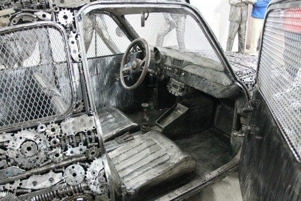 Hurdadan yapılan otomobil efsaneleri göz kamaştırıyor 44