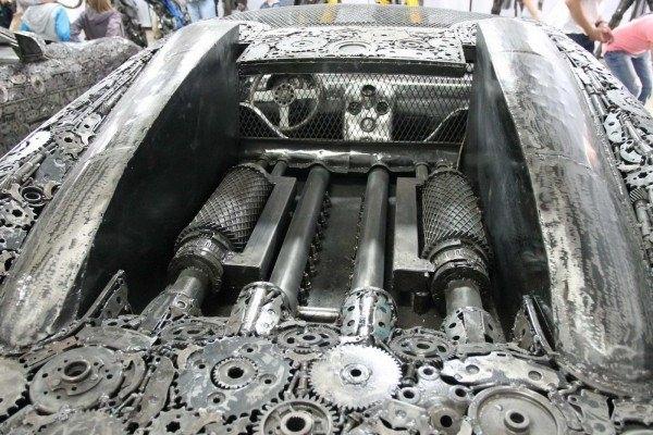 Hurdadan yapılan otomobil efsaneleri göz kamaştırıyor 45