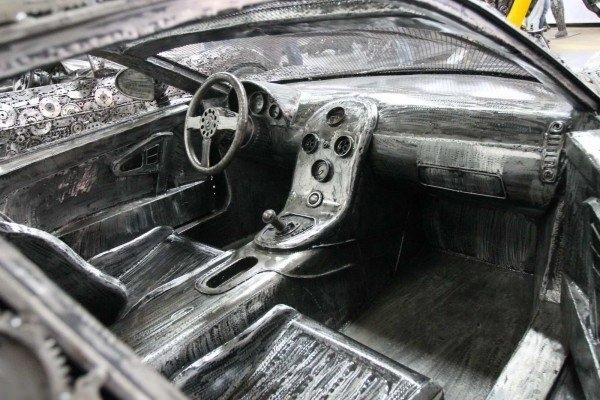 Hurdadan yapılan otomobil efsaneleri göz kamaştırıyor 46