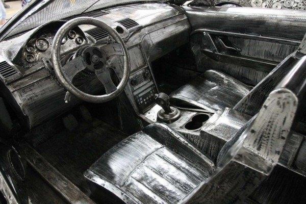 Hurdadan yapılan otomobil efsaneleri göz kamaştırıyor 7