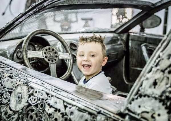 Hurdadan yapılan otomobil efsaneleri göz kamaştırıyor 9