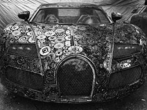 Hurdadan yapılan otomobil efsaneleri göz kamaştırıyor