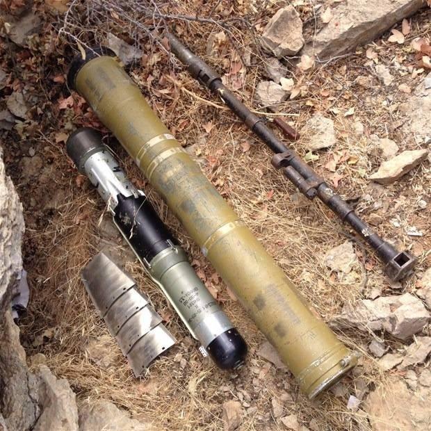 TSK paylaştı! PKK'nın tünellerine girildi 21