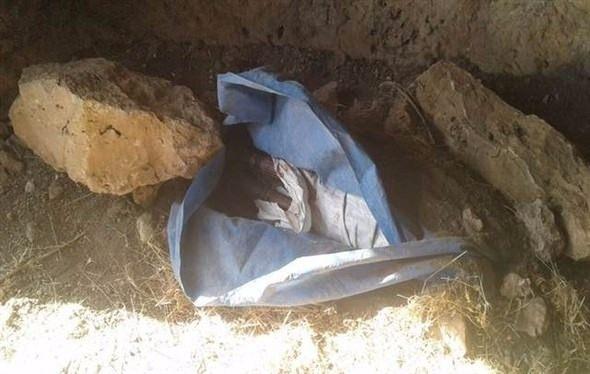 TSK paylaştı! PKK'nın tünellerine girildi 26