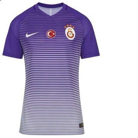 Galatasaray mor formasını tanıttı 3