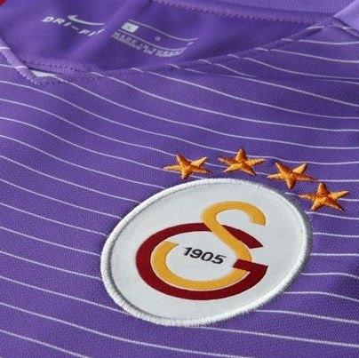 Galatasaray mor formasını tanıttı 7