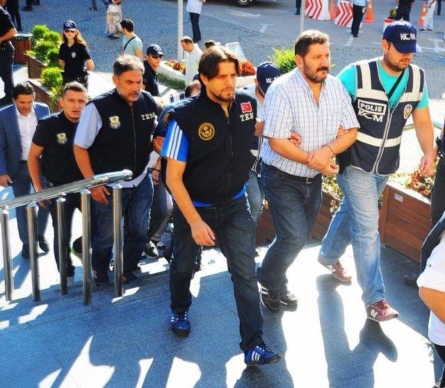 İşte FETÖ'den tutuklanan işadamları 19