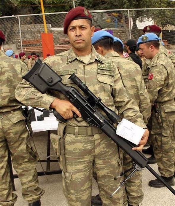 Kahraman Şehit Ömer Halisdemir'in görmediğiniz fotoğrafları... 3