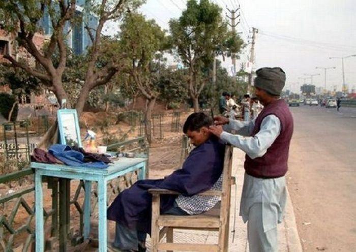 Sadece Hindistan'da görebileceğiniz fotoğraflar 10