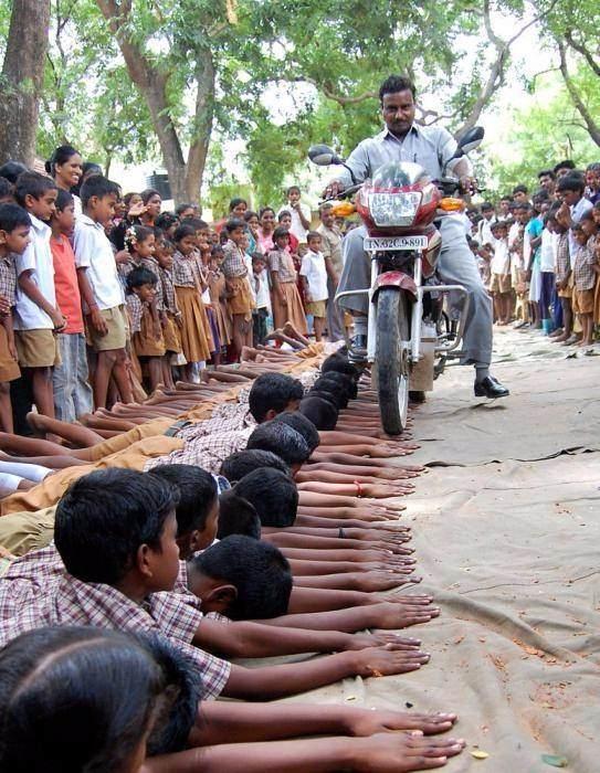 Sadece Hindistan'da görebileceğiniz fotoğraflar 15