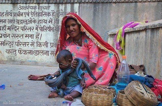 Sadece Hindistan'da görebileceğiniz fotoğraflar 16