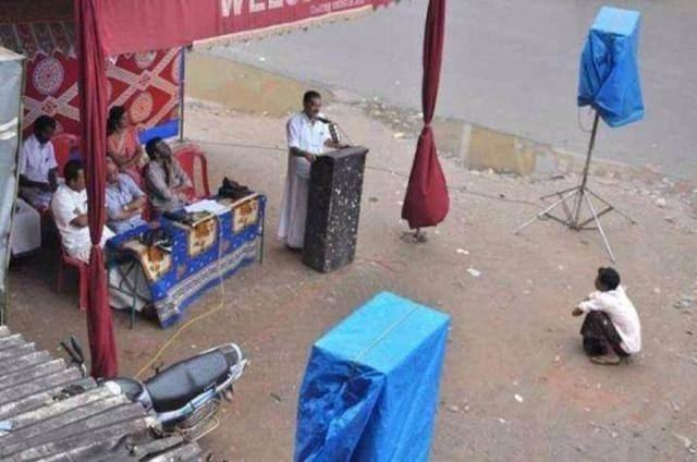 Sadece Hindistan'da görebileceğiniz fotoğraflar 17