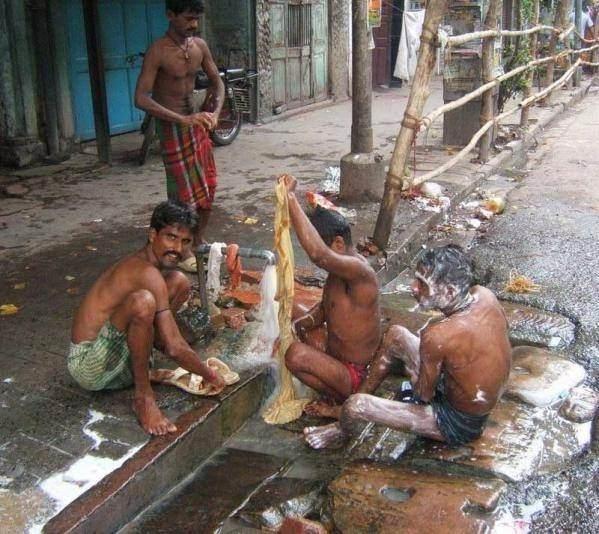 Sadece Hindistan'da görebileceğiniz fotoğraflar 18
