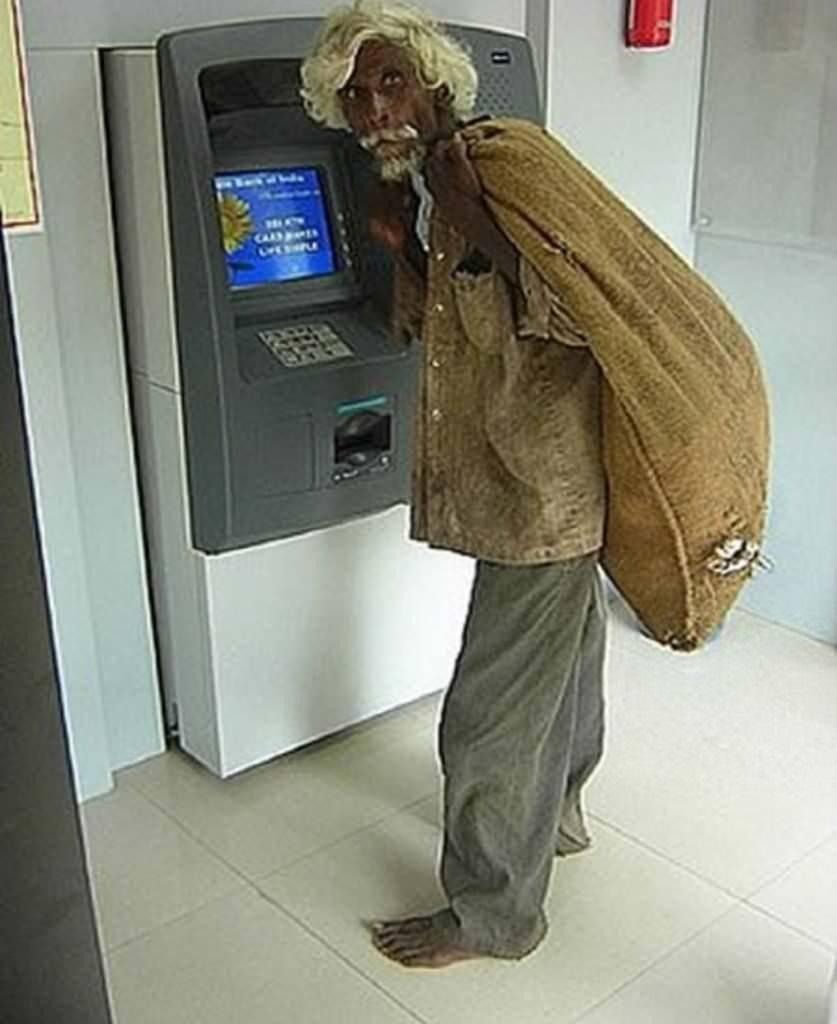 Sadece Hindistan'da görebileceğiniz fotoğraflar 2