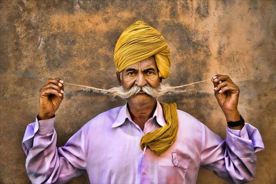 Sadece Hindistan'da görebileceğiniz fotoğraflar 20