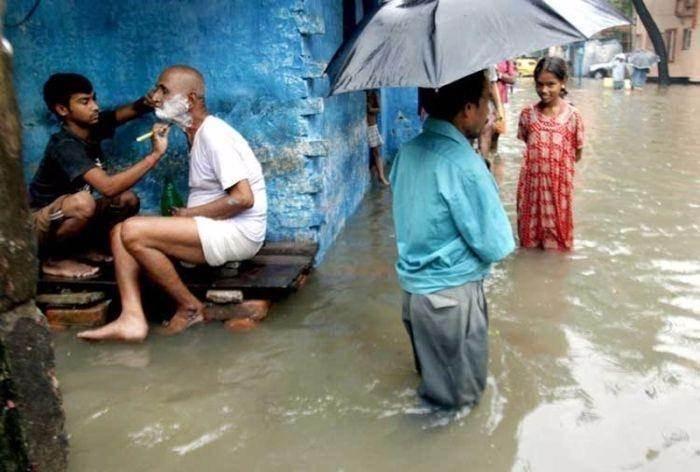 Sadece Hindistan'da görebileceğiniz fotoğraflar 26