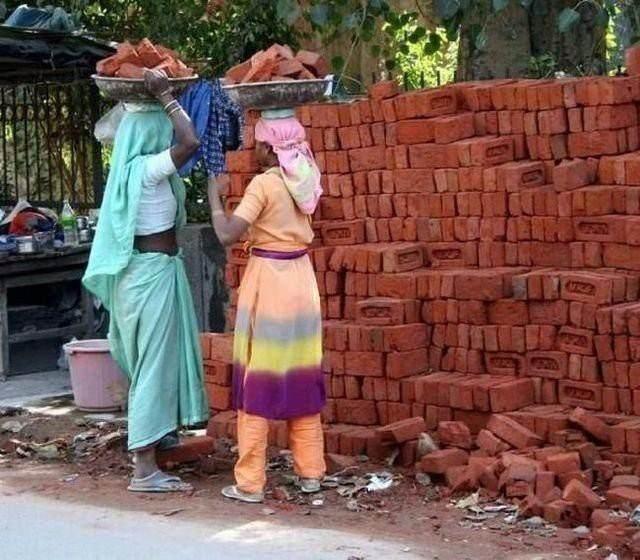 Sadece Hindistan'da görebileceğiniz fotoğraflar 27