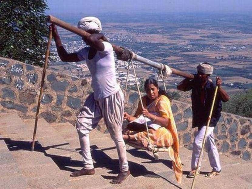Sadece Hindistan'da görebileceğiniz fotoğraflar 29