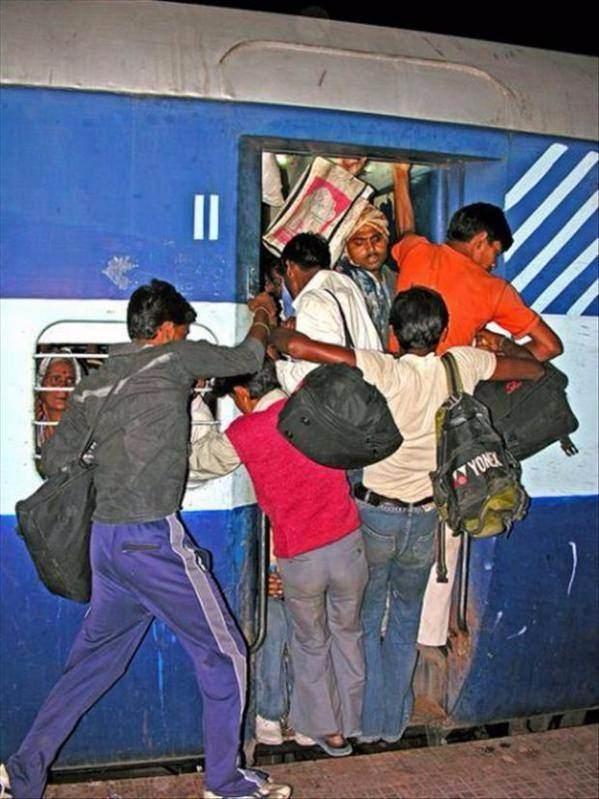 Sadece Hindistan'da görebileceğiniz fotoğraflar 32