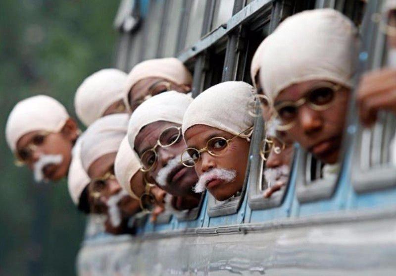Sadece Hindistan'da görebileceğiniz fotoğraflar 59