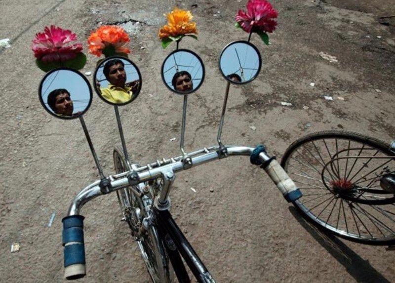 Sadece Hindistan'da görebileceğiniz fotoğraflar 61