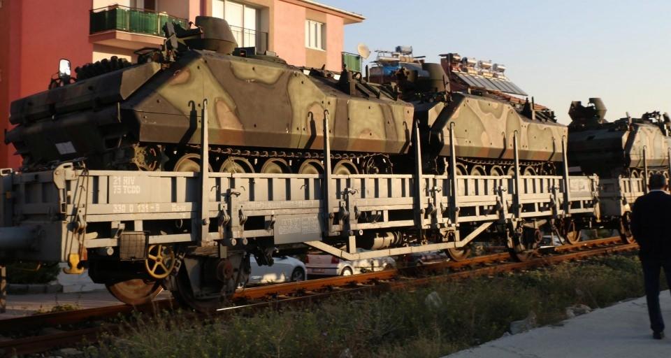 Askeri birlikler şehir dışına taşınıyor 1