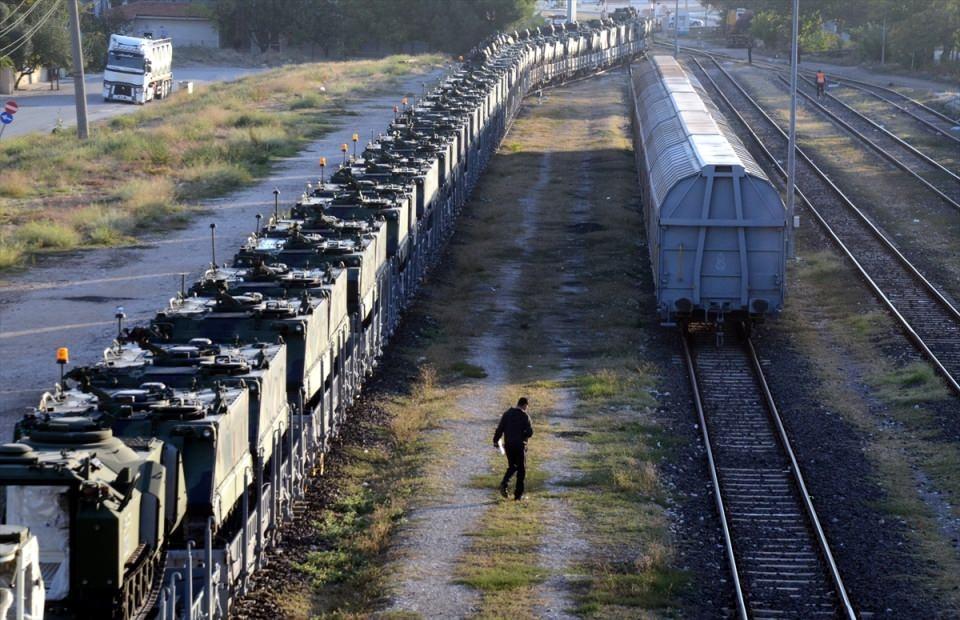 Askeri birlikler şehir dışına taşınıyor 13