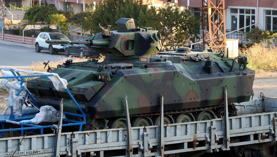 Askeri birlikler şehir dışına taşınıyor 14