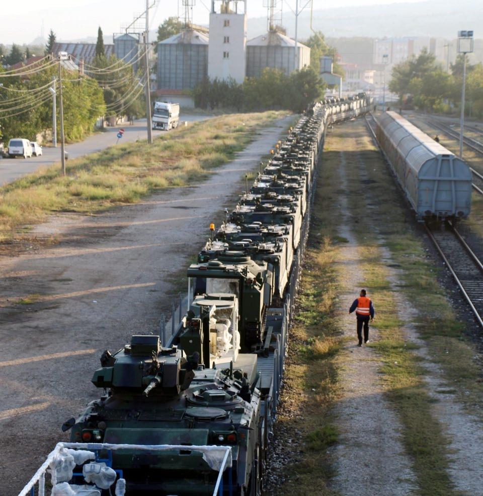 Askeri birlikler şehir dışına taşınıyor 16