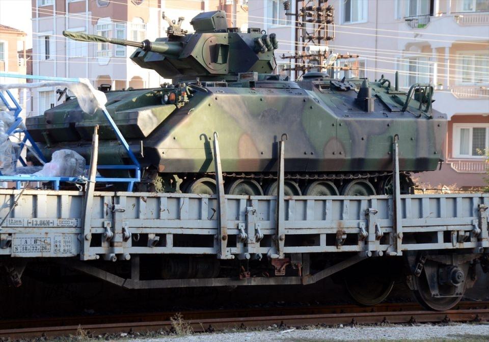 Askeri birlikler şehir dışına taşınıyor 2
