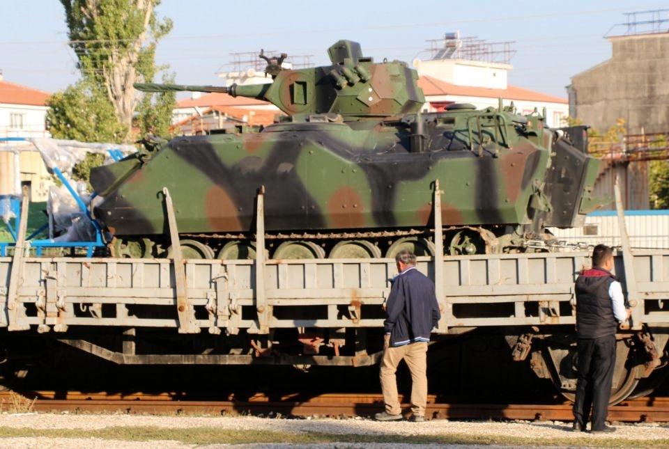 Askeri birlikler şehir dışına taşınıyor 4