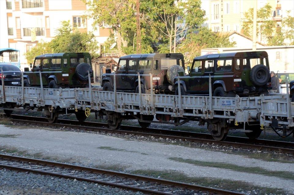 Askeri birlikler şehir dışına taşınıyor 6