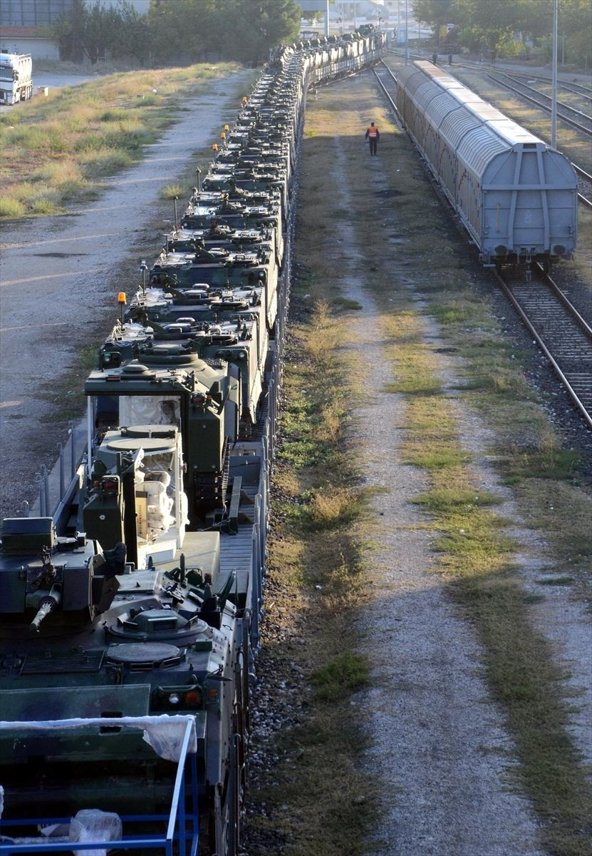 Askeri birlikler şehir dışına taşınıyor 9