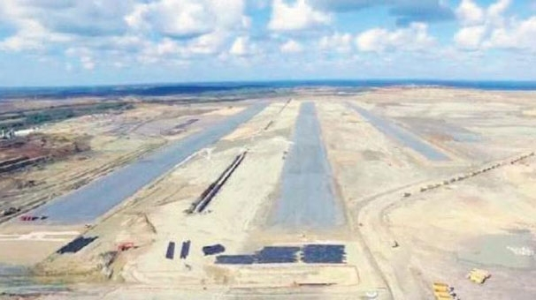 Üçüncü Havalimanı'nda ilk pist ortaya çıktı 5