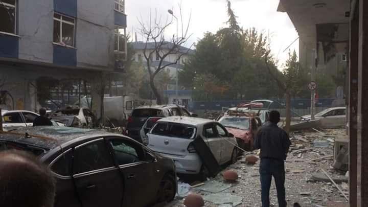 Yenibosna'daki patlamadan ilk görüntüler 6