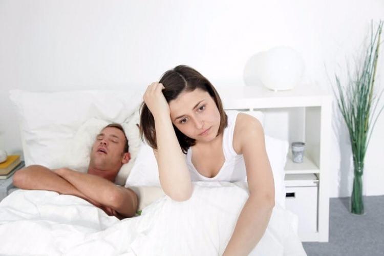 Erkekler neden daha fazla ve gürültülü horlar? 16
