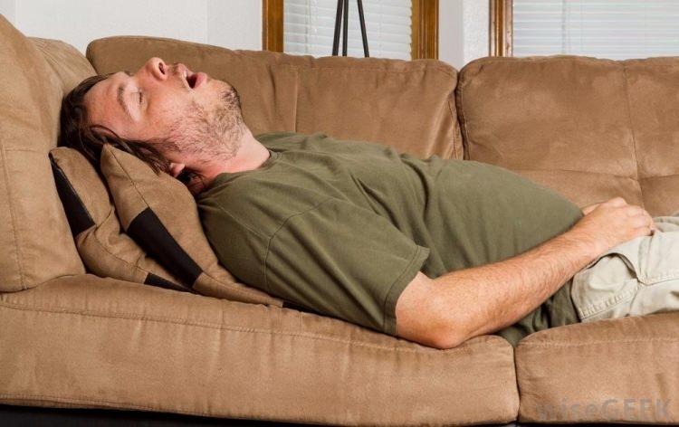 Erkekler neden daha fazla ve gürültülü horlar? 18