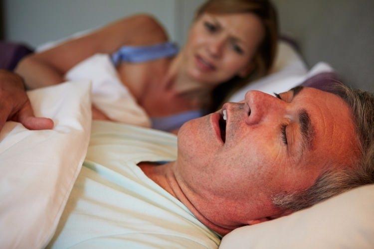 Erkekler neden daha fazla ve gürültülü horlar? 25