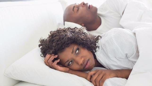 Erkekler neden daha fazla ve gürültülü horlar? 9