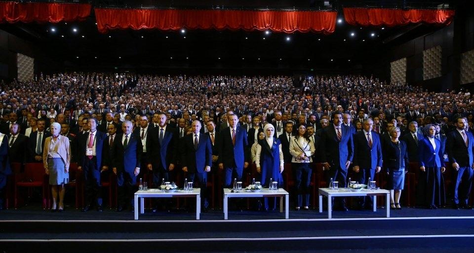 Putin kriz sonrası ilk kez İstanbul'da 17