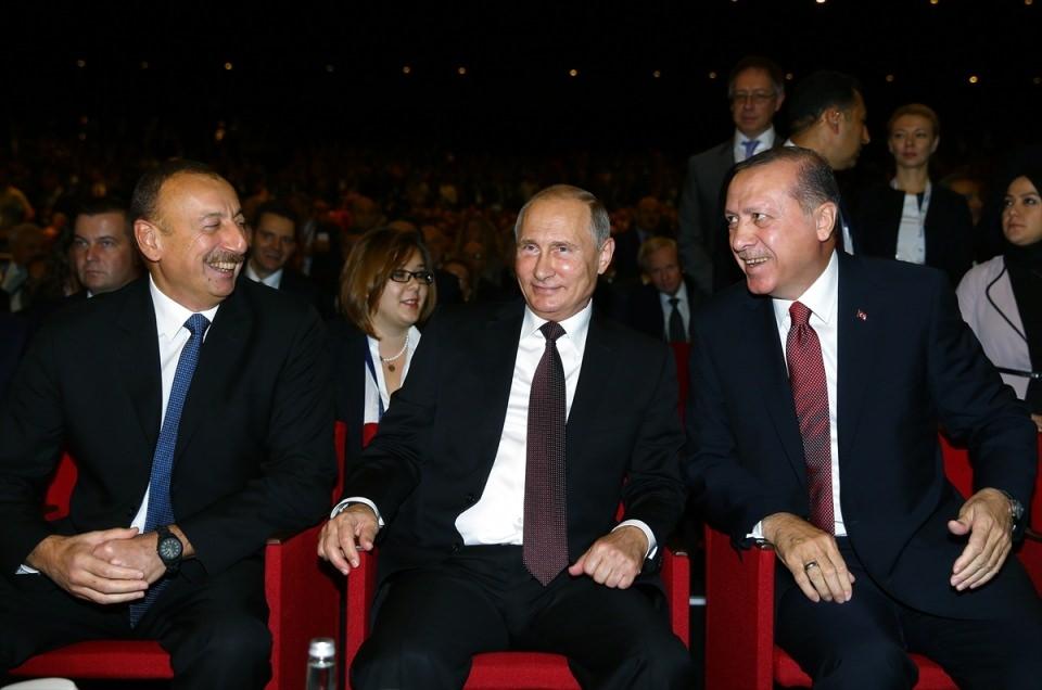 Putin kriz sonrası ilk kez İstanbul'da 24