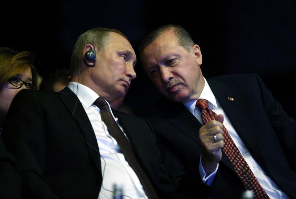 Putin kriz sonrası ilk kez İstanbul'da 26
