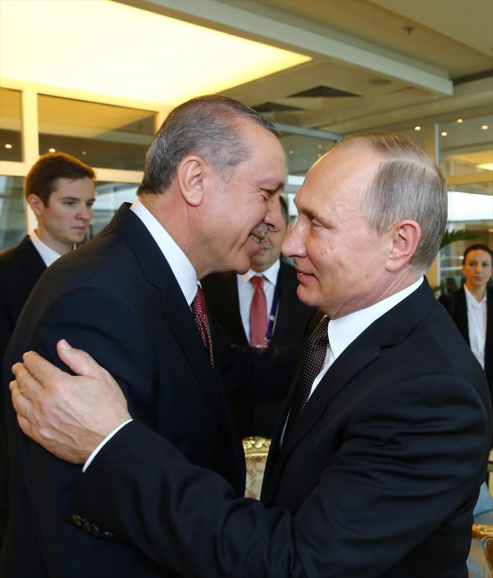 Putin kriz sonrası ilk kez İstanbul'da 3