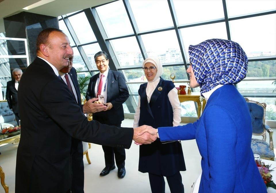 Putin kriz sonrası ilk kez İstanbul'da 30