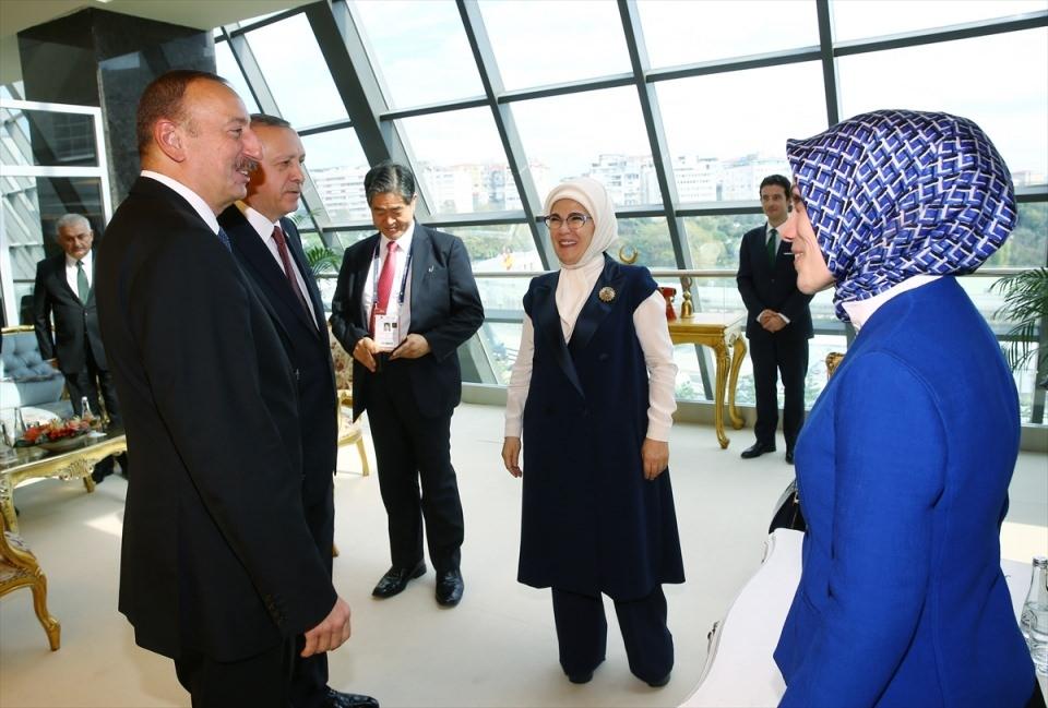Putin kriz sonrası ilk kez İstanbul'da 31