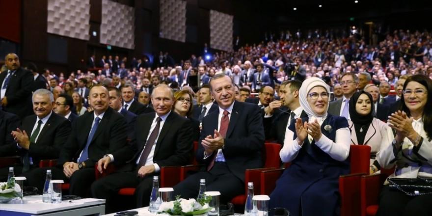Putin kriz sonrası ilk kez İstanbul'da