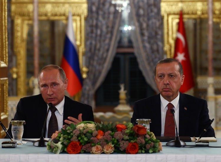İşte Putin-Erdoğan zirvesinden çıkan kararlar 1