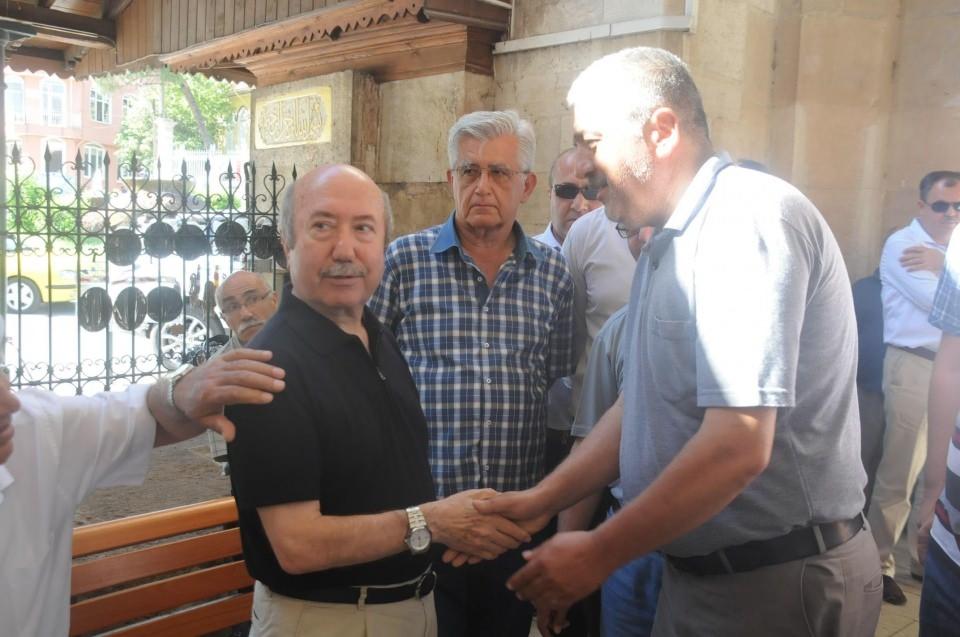 Eski bakan Kemal Unakıtan hayatını kaybetti 7